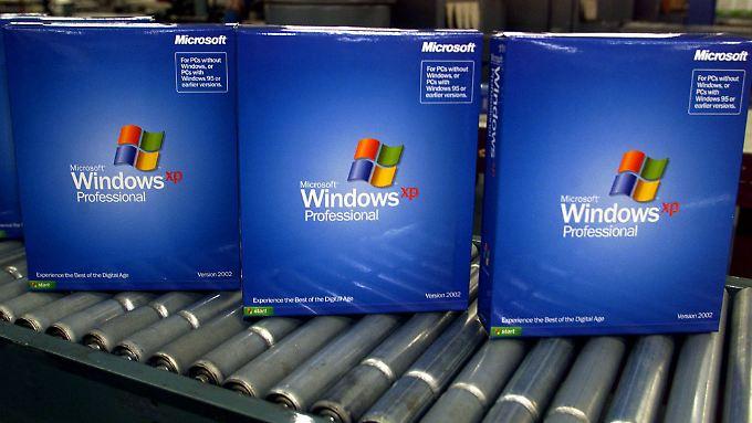 Wegen einer besonderen Bedrohungslage erhält auch Windows XP nochmal ein Update.