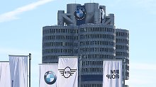 Diesel-Sperre für München?: BMW stemmt sich gegen das Fahrverbot