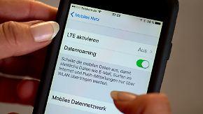 Handy-Nutzung im EU-Ausland: Roaminggebühren entfallen ab sofort