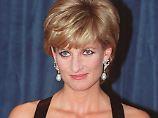 Nie vergessen: Der typische Diana-Blick, die typische Diana-Frisur ...