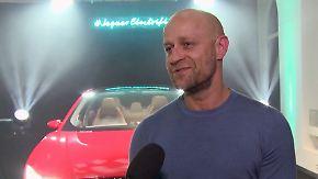 I-Pace Concept und I-Type 1: Jaguar elektrisiert München