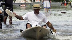 Hochwasser und Monsterstürme: US-Küsten fürchten Folgen des Klimawandels