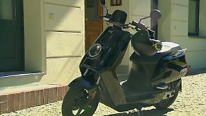 Angenehme Überraschung: Elektro-Roller von Niu macht enorm viel Spaß