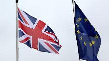 Trotz politischer Unsicherheit: Brexit-Gespräche starten wie geplant