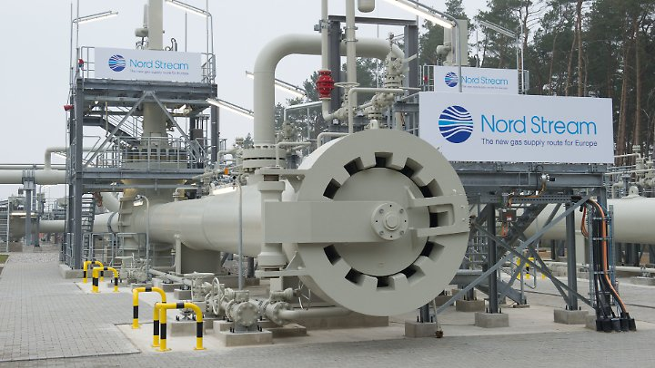 Auch BASF-Tochter Wintershall ist an an dem Milliardenprojekt Nord Stream beteiligt.