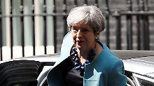 Britischer Tory-Deal mit DUP: Sinn Fein wirft May Abkommensbruch vor