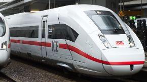 500 Kilometer in 4 Stunden: Neue ICE-Trasse zwischen Berlin und München startet im Dezember