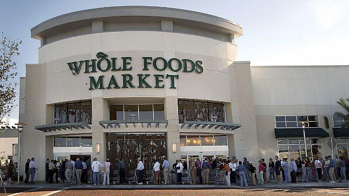 Amazon übernimmt die Biomarkt-Kette Whole Foods Market.
