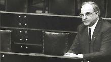 Kanzler der Weltgeschichte: Helmut Kohls Leben als Chronologie
