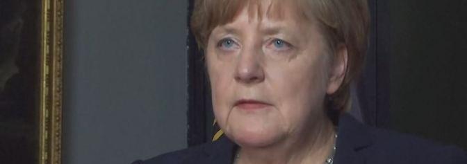 """Merkel zum Tod des Altkanzlers: Kohl war ein """"Glücksfall für uns Deutsche"""""""