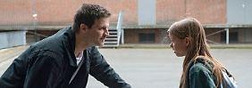Will seine Ex-Frau über die gemeinsame Tochter um Geld anpumpen: Roman (Mišel Maticevic)