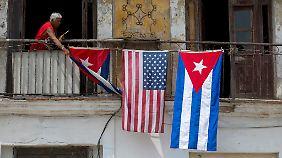Vergehen an Obamas Erbe: Trump schränkt Öffnung zu Kuba ein