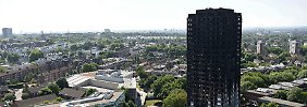 Queen wendet sich an Bevölkerung: Polizei rechnet mit 58 Toten nach Brand