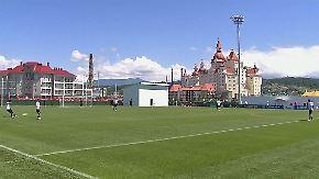Deutschland vor Torfestival in Sotschi?: Nationalmannschaft geht gut gerüstet in den Confed Cup