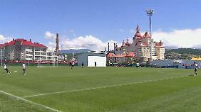 Deutschland vor Torfestival in Sotchi?: Nationalmannschaft geht gut gerüstet in den Confed Cup