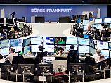 Börsianer stellen sich langsam auf eine Ende der Geldschwemme ein.