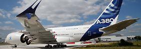 Einsparpotenzial entdeckt: Ein Knick soll den A380 retten