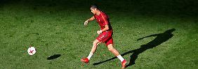 Kein Auftritt bei PK: Ronaldo verweigert sich
