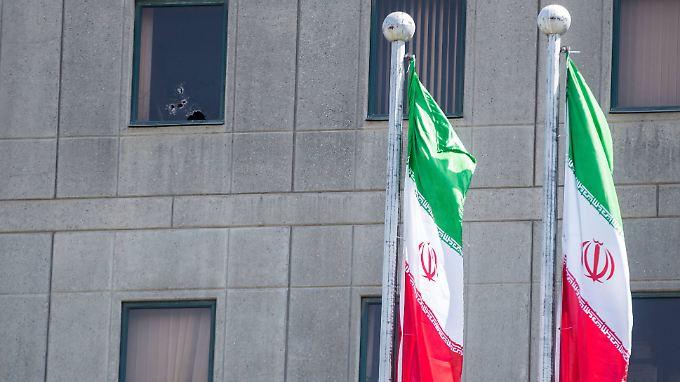 Bei dem IS-Anschlag vom 7. Juni auf das iranische Parlament in Teheran wurden mehrere Menschen getötet.