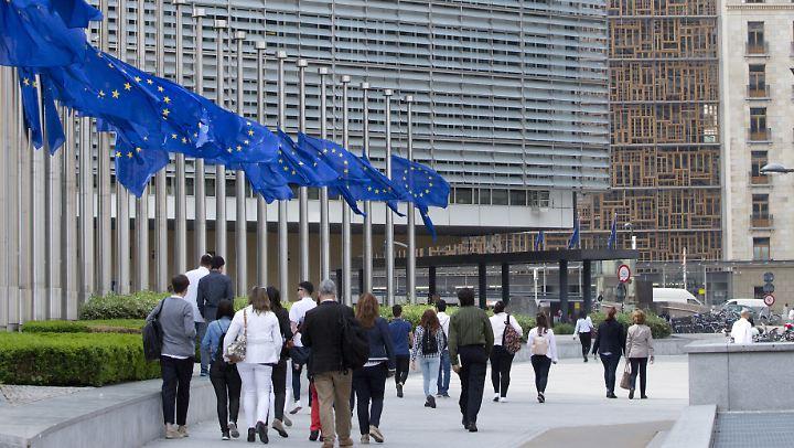 """Die EU will, dass """"potenziell aggressive Steuerdeals"""" frühzeitig gemeldet werden."""