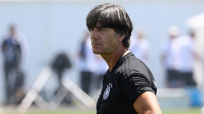 """Joachim Löw zu Kader-Experimenten: """"Confed Cup ist für mich ein Geschenk"""""""