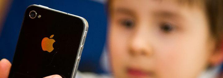 n-tv Ratgeber: Smartphone-Nutzung kann Kinder krank machen