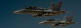 US-Koalition schießt Kampfjet ab: Russland droht mit Vergeltung