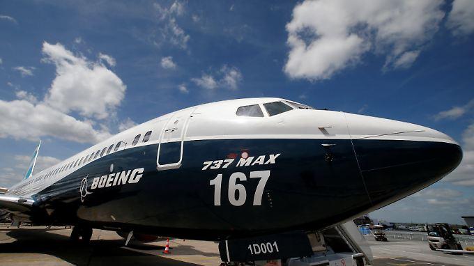 Boeing packt noch zehn weitere Sitze in die 737 MAX.