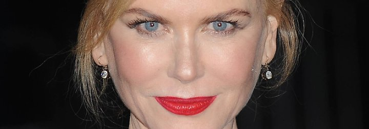 Je älter, desto besser: Nicole Kidman wird sagenhafte 50