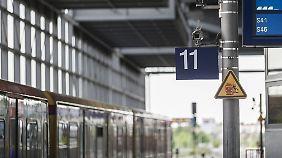 Der Bahnhof Südkreuz gehört zu den meist genutzten in Berlin. An dem Knotenpunkt trifft der Fern- auf den Nahverkehr.