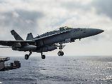 Abschuss von syrischem Jet: Pentagon will Streit mit Moskau entschärfen