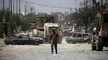 Bei IS-Recherche: Journalisten sterben durch Mine in Mossul