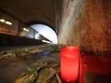 Opfer geschlagen und angezündet: Haftstrafen für Totschlag eines Obdachlosen