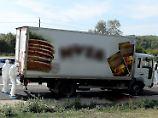 Tod im Kühllaster: Prozess gegen Schlepper beginnt in Ungarn