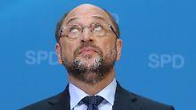 Stern-RTL-Wahltrend: SPD fällt weiter zurück