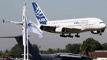 Der Börsen-Tag: China soll Airbus' A380 retten