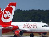 """""""Werden keinen Antrag stellen"""": Air Berlin will doch keine Staatsbürgschaft"""