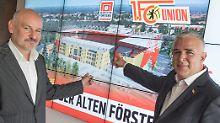 """Bereit für die Bundesliga: Union Berlin baut """"Alte Försterei"""" aus"""
