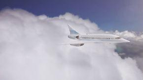 Bereits 76 Bestellungen: Neuer Überschalljet soll die Concorde übertrumpfen