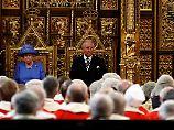 Queen eröffnet Parlament: Neue Regierung stellt Brexit-Programm vor