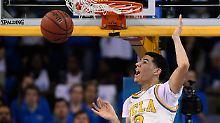 Lonzo Ball ist gerade einmal 19 Jahre alt und hat noch nie in der NBA gespielt - und doch behauptet sein Vater, er sei besser als alle zuvor.