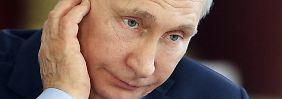Trump und Merkel telefonieren: G20: Russland grenzt sich von USA ab