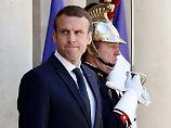 Nach Rücktrittswelle im Kabinett: Präsident Macron ernennt neue Minister