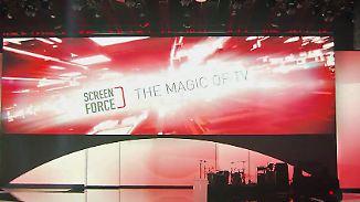 Screenforce Days 2017 in Köln: TV-Sender präsentieren Werbebranche neueste Projekte
