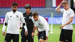 Bundestrainer heiß auf 100. Sieg: Löw rotiert gegen Chile munter weiter