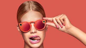 Videobrille für modisch Mutige: Sind Spectacles wirklich eine gute Idee?