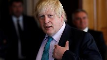 Außenminister kennt Agenda nicht: Johnson blamiert sich in Interview