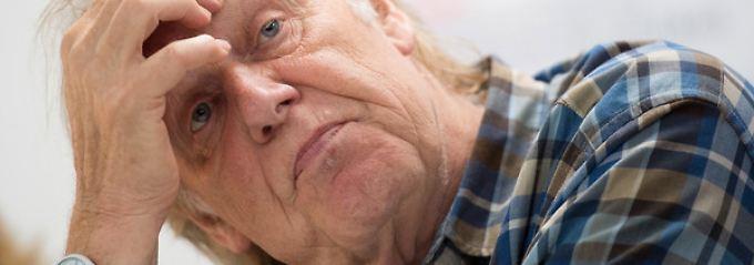 "Musiker Gunter Gabriel ist tot: ""Mein Denkmal sind meine Songs"""