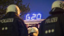 "Nicht ""grundrechtlich geschützt"": Gericht verbietet Protestcamp gegen G20"