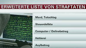 Staatstrojaner zur Strafverfolgung: Bundestag erlaubt weitreichende Überwachung von Messengerdiensten